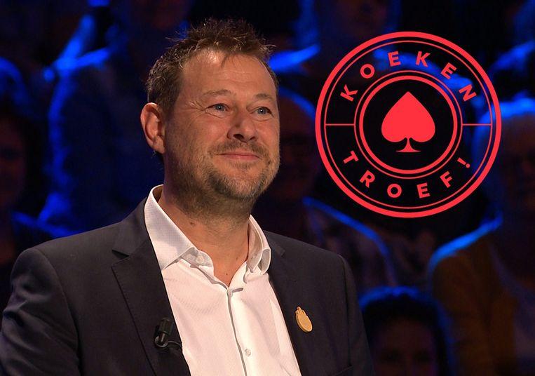 Bart De Pauw richtte in 2008 productiehuis Koeken Troef! op.