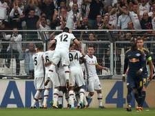Babel weer op dreef in Champions League