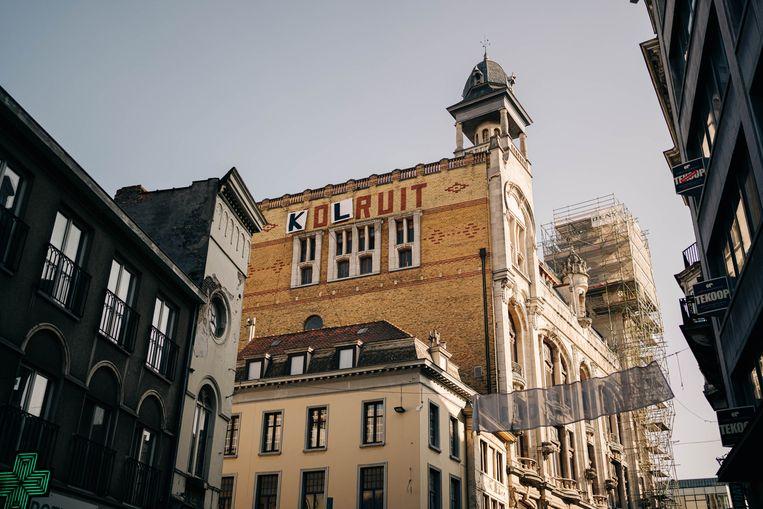 Kunstencentrum Voo?uit in Gent. Beeld Wouter Van Vooren