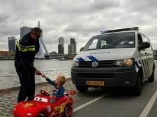 Lof voor politie na 'prent' voor jonge automobilist