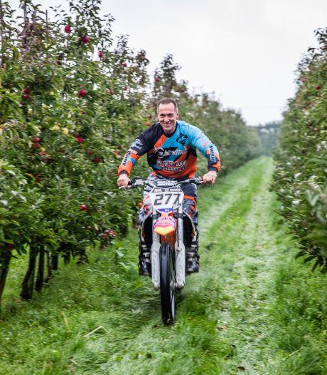 Zuidhof sterk van start in open Nederlands kampioenschap enduro