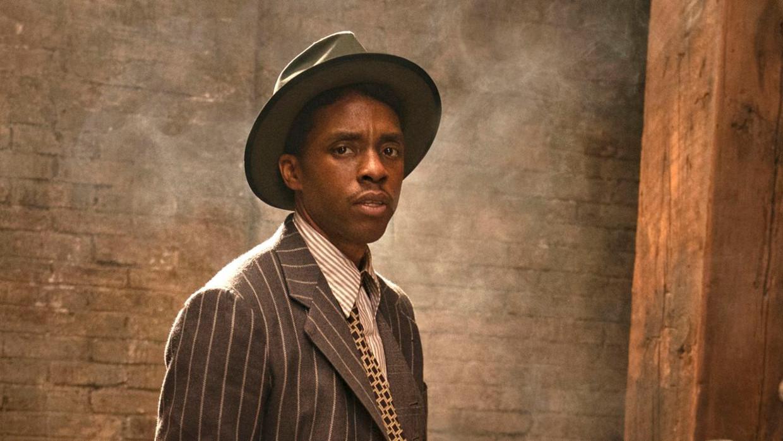 Wijlen Chadwick Boseman in 'Ma Rainey's Black Bottom' Beeld Netflix