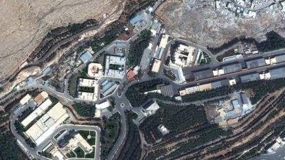 Satellietfoto's tonen doelwitten van bombardement in Syrië