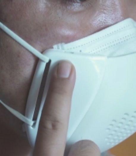 Ce masque de protection Bluetooth peut traduire en huit langues différentes