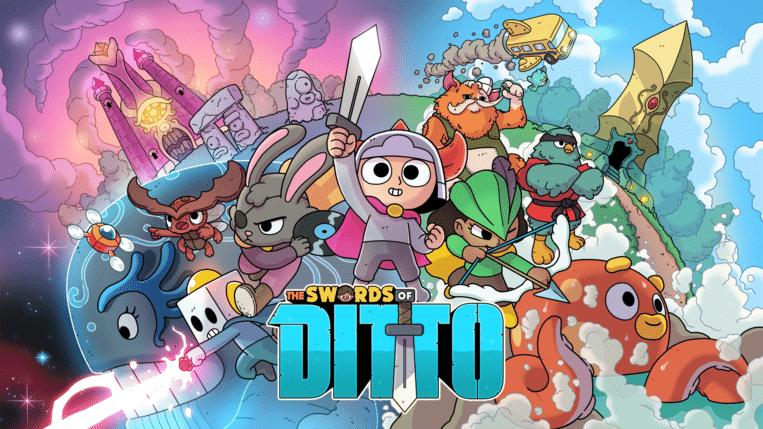 'The Swords of Ditto': zo episch als 'The Legend of Zelda', maar ook zo 'cute' als een animatieserie voor peuters.