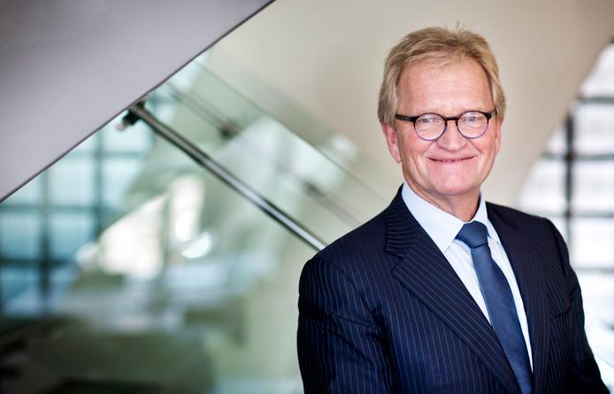 VNO-NCW-voorzitter Hans de Boer.