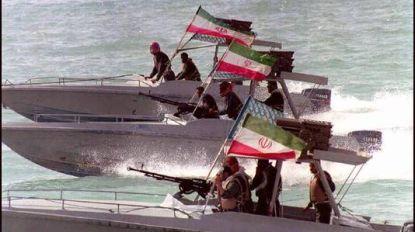 """Iran: """"Buitenlandse tanker geënterd die olie smokkelde"""""""