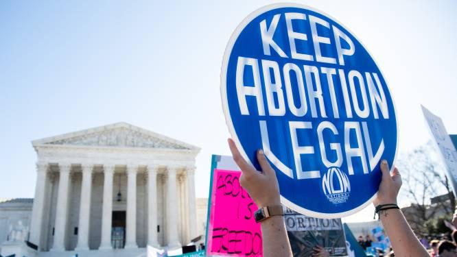 Rechter zet streep door strengere abortuswet Texas