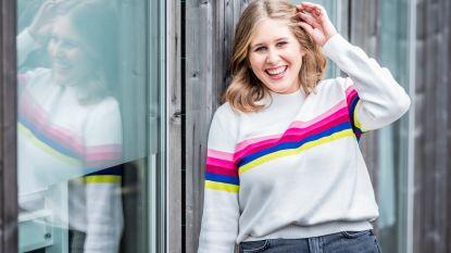 """QMusic presentatrice Inge De Vogelaere heeft sterke band met geboortestad: """"Ik woon graag in Brussel, maar Gent is een pareltje"""""""