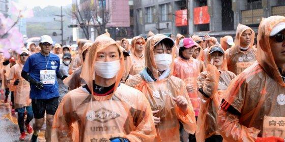 Zorgen over Spelen in Tokio groeien nu coronavirus in Japan om zich heen grijpt