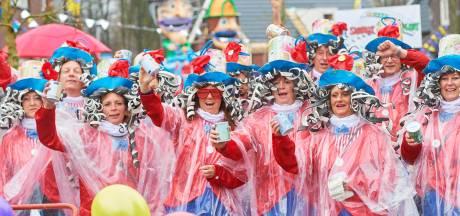Ook streep door carnavalsactiviteiten in Reek en Overlangel