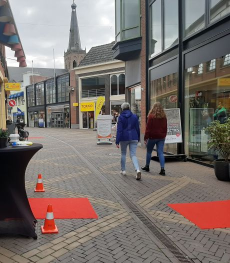 Winkeliers in Achterhoek vinden beperkte opening doekje voor bloeden: 'Halen nog niet kwart van omzet'