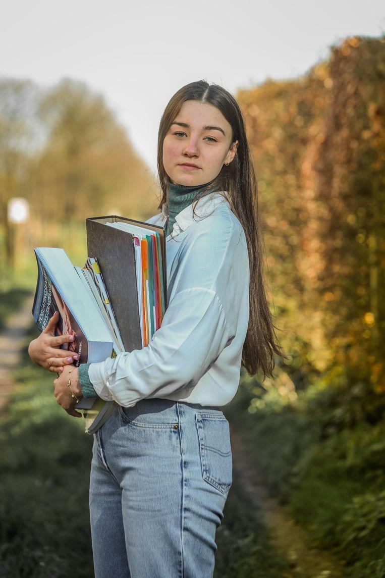 Eline Klönhammer. Beeld