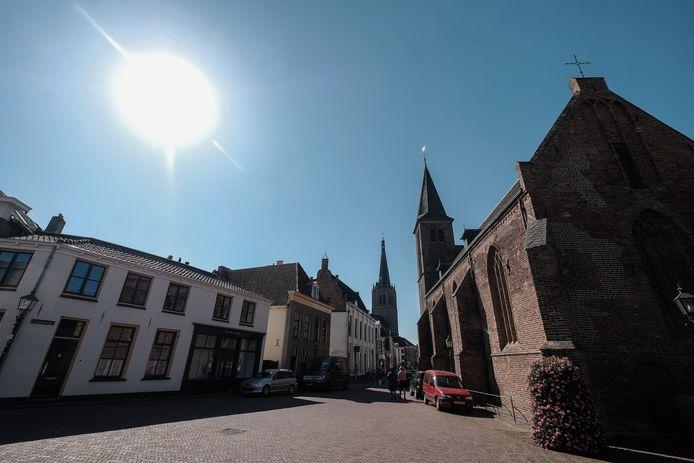 De Gasthuiskerk in Doesburg gaat Podium Doesburg heten.