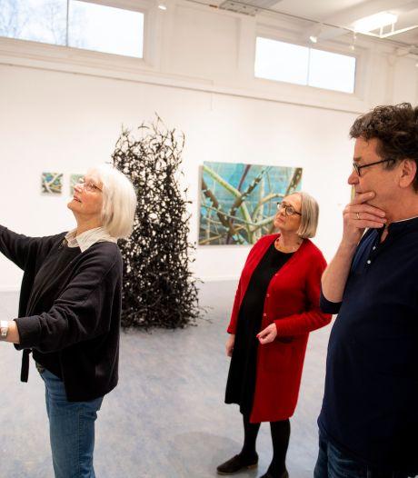 Tweespalt in Kunsthal Hof 88 in Almelo na conflict: 'Vertrek expositiemeester onbegrijpelijk'