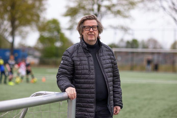 Jan Hoppen: 'Ik heb geen ambitie meer bij NAC. Ik denk dat ik anders heel veel ruzie met vooral mijn vrouw zal krijgen.'