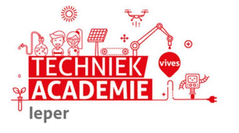 De techniekacademie van Ieper start op 18 september.