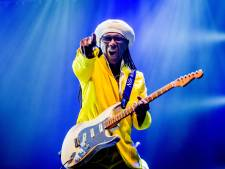 Nile Rodgers en Chic op Concert at Sea