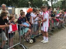 SDC Putten verrast en teleurgesteld over komst B-ploeg Ajax