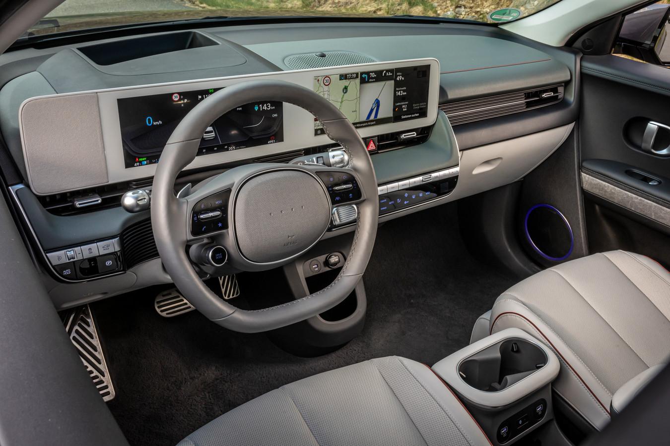 Strakke vormgeving en een vlakke vloer: de Hyundai Ioniq 5