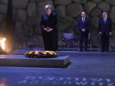 Vertrek Merkel klap in strijd tegen Jodenhaat