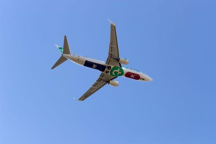 Transavia gaat mogelijk vanaf Lelystad Airport vliegen.
