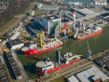 Schiedams offshorebedrijf heeft nieuwe omgevingsvergunning nodig