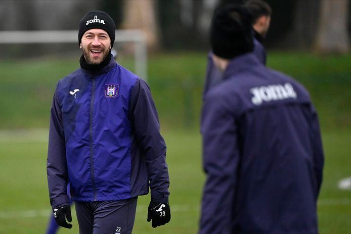 Peter Zulj wordt door Anderlecht uitgeleend aan Göztepe.