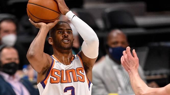 Pechvogel Paul, zoals altijd… Chris Paul leidt Phoenix Suns naar Western Conference Finals, maar corona verpest zijn laatste titelkans
