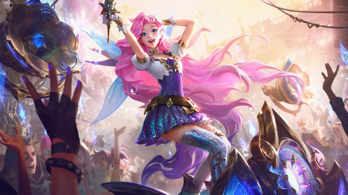 Seraphine is het nieuwste speelbare karakter in de game League of Legends maar zorgt voor erg veel onrust in de community.