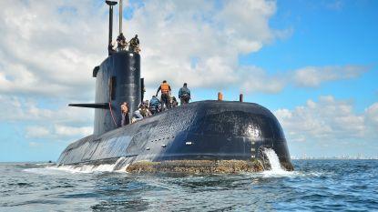 Argentinië bidt voor bemanning duikboot
