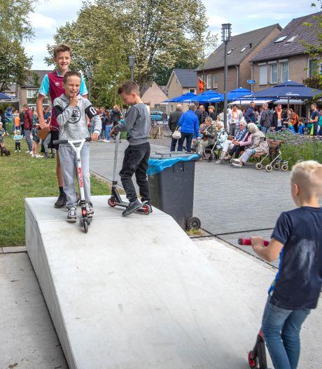 'Te duur' Oranjeplein in Mariahout pakt na herinrichting nog 164.000 euro duurder uit