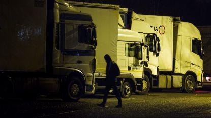 Privébewakers blijven voorlopig patrouilleren op snelwegparkings