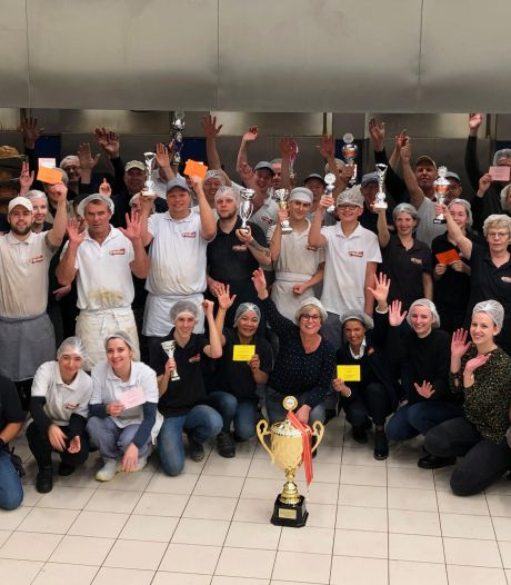 Bakkerij Nollen beste van Nederland: 'Zo ontzettend trots'