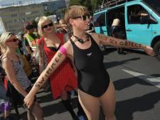 """""""Marche des salopes"""" dans plusieurs villes allemandes"""