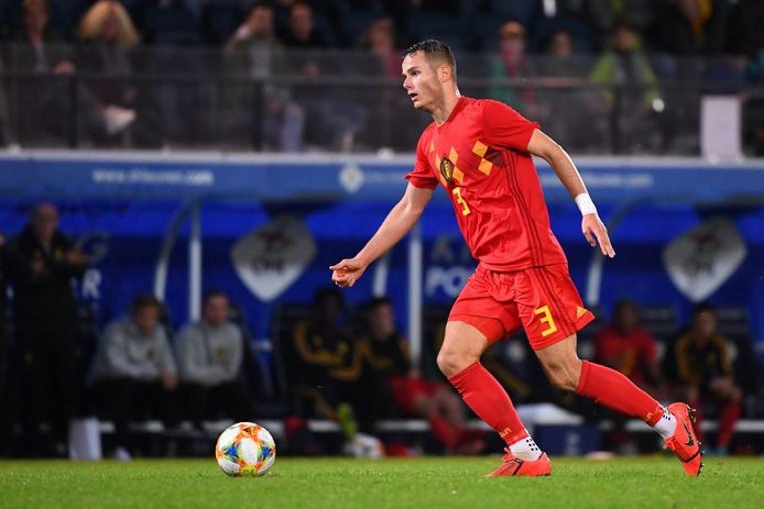 Zinho Vanheusden à l'Euro en 2021?