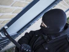 Inbrekers slaan toe bij 17 woningen in Amersfoort
