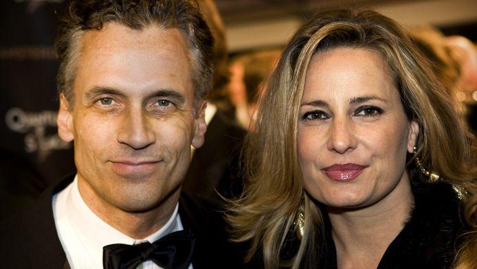 Robert en Claudia