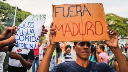 Venezolanen weer zonder stroom, Maduro stelt 'rantsoen' van 30 dagen in