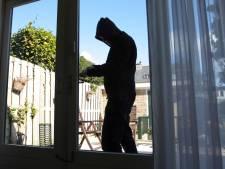 Thuisblijvers schrikken inbrekers af: in alle provincies minder delicten