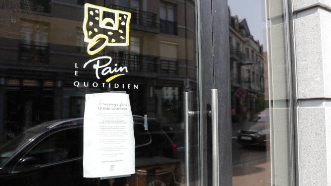 """Le Pain Quotidien sluit (tijdelijk) drie bakkerijen in onze regio: """"Gevolg van gebrek aan steun door overheid"""""""