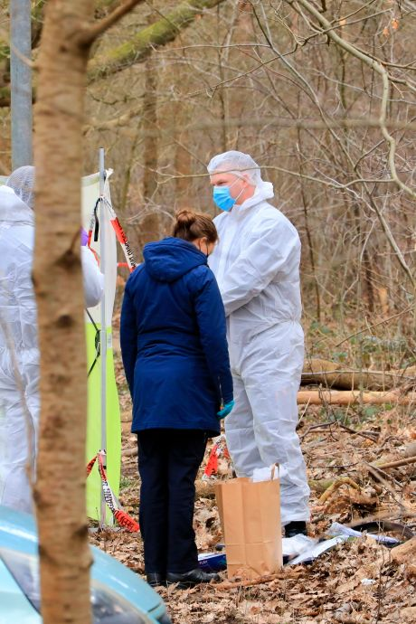 Gevonden foetus in Zeist zat in tupperware-bakje: 'Moeder en vader wisten zich mogelijk geen raad'