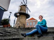 Meta (46) is na twee jaar studeren de eerste vrouwelijke molenaar van Dordrecht