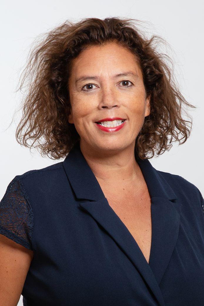Natalie Toisota, initiatiefnemer van de 70e herdenking van Molokan in Nederland.  Haar vader kwam in 1951 als kind met een grote groep Molukken naar Nederland