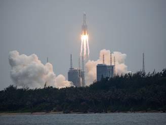 'Chinese raketresten neergekomen in Indische Oceaan'