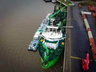 Baggerbedrijf DEME zet Scheldt River in om Schelde op milieuvriendelijke manier te onderhouden