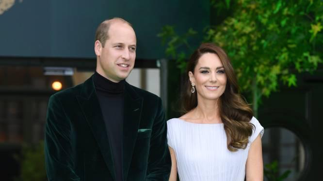 Le prince William remet son prix Earthshot pour le climat