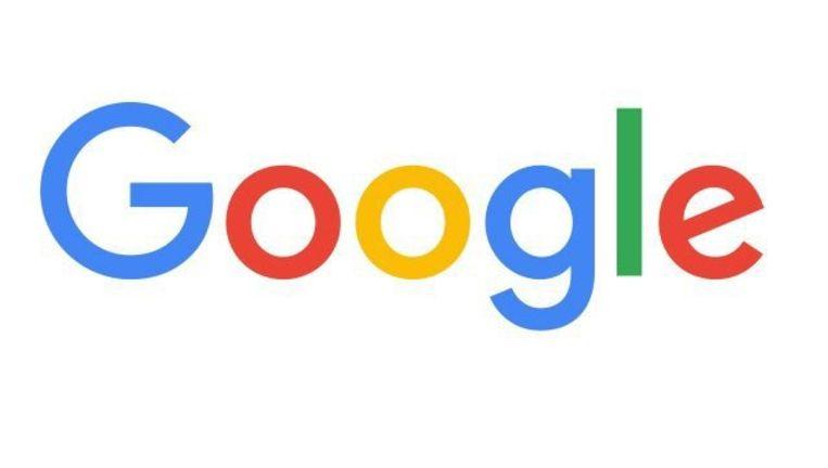 Het nieuwe logo van Google.