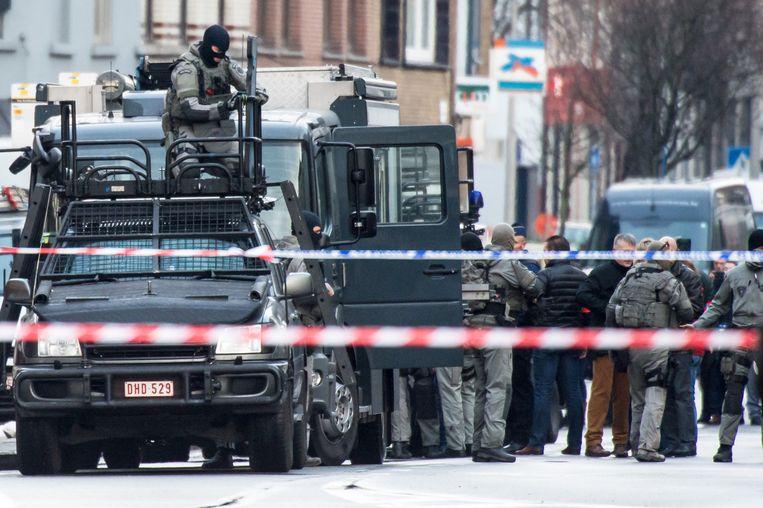 Hoe 'nepgijzeling' in Gent in geen tijd wereldnieuws werd Beeld AP