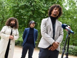"""Jongeren van Belgian Youth Against Racism kondigen aan een maand lang geen acties te zullen voeren: """"Hopen op toenadering"""""""